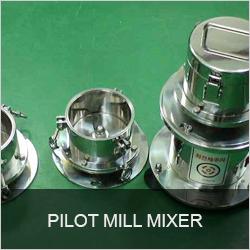 PILOT MILL MIXER