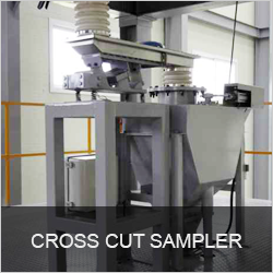 CROSS CUT SAMPLER