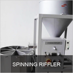 SPINNING RIFFLER